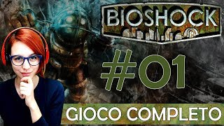 Bioshock (PS4) Gioco Completo - RAPTURE #01