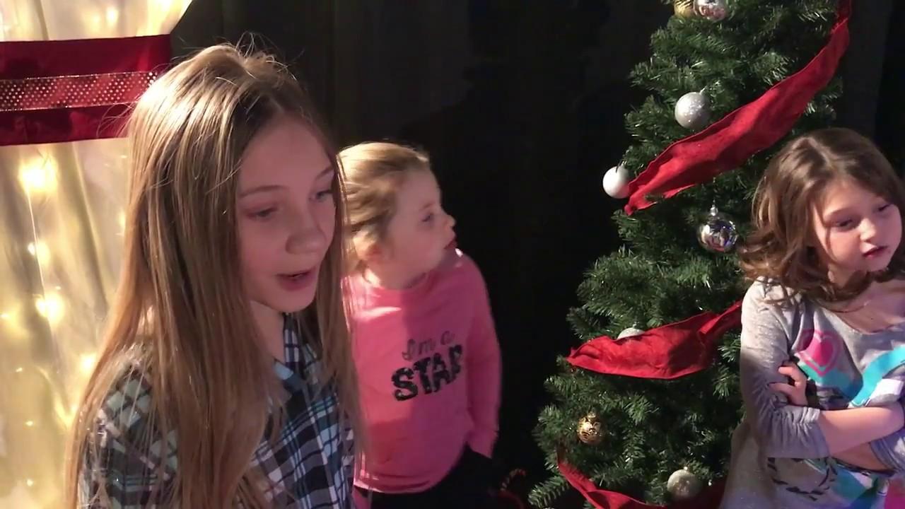 2016 Journey Kids The 12 Symbols Of Christmas Youtube
