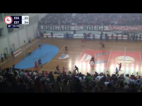 Ess Vs Est 6éme Journée Play Off Handball