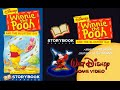 Opening To winnie The Pooh: And The Blustery Day 1994 Vhs {1997 1999 Later Printing}* video