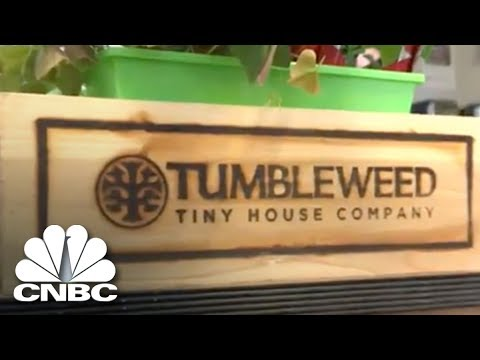 This Tiny Home Builder Sees Huge Growth For This Growing Market The Profit Cnbc Prime Youtube,How To Organize Under Your Bathroom Sink