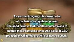 Is CBD Legal in California?
