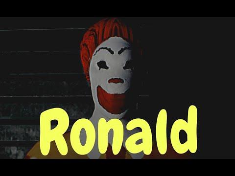 【Ronald】アレっぽいアレから逃げつつハッ○ーセットを集める