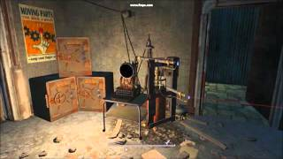 Fallout 4 Settlement: Red Rocket Trap Spot