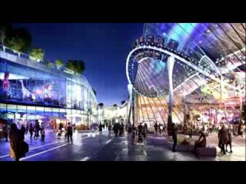 Paris Future Mega Mall Project   Europacity $3 4 Billion   Europe's Future Big low