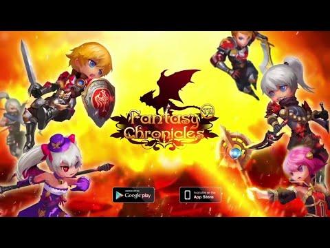 Fantasy Chronicles-TH เกมส์บนมือถือภาษาไทย