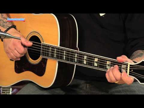 Guild D-55 Acoustic Guitar Demo - Sweetwater Sound