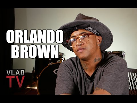 "Orlando Brown on Raven-Symone ""Abortion"" Rumors & Stolen Phone"