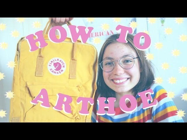 How to be an Arthoe