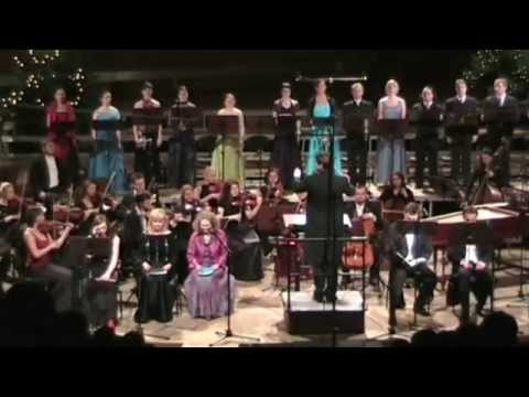 """""""Magnificat"""" with Richard Berkeley and Emma Kirkby"""