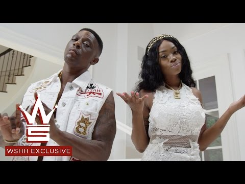 "Juicy Badazz Feat. Boosie Badazz ""Stay On Your Hustle"" (WSHH Exclusive - Official Music Video)"