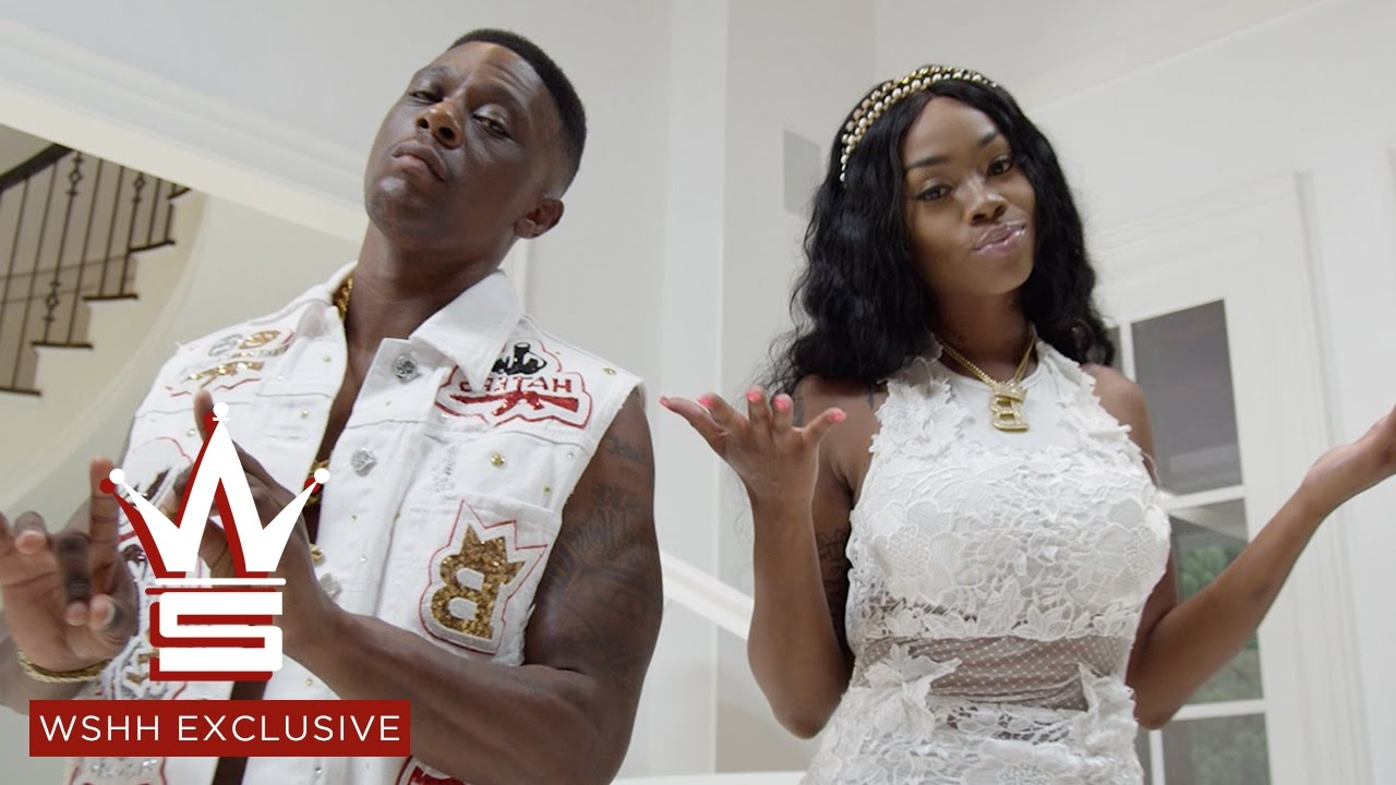 Juicy Badazz Feat. Boosie Badazz - Stay On Your Hustle