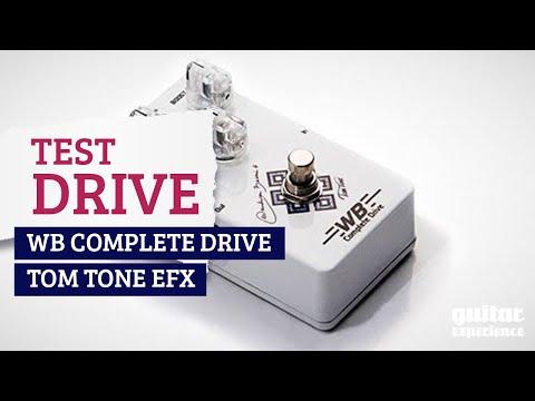 GTR EXP - Test Drive WB Complete Drive da Tom Tone EFX