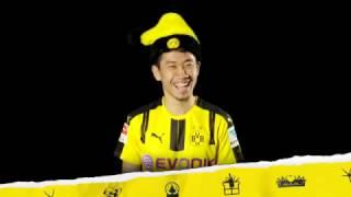 Frohe Weihnachten von Borussia Dortmund!