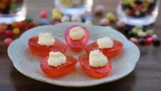 Easter Recipes - How To Make Jell-o Deviled Eggs