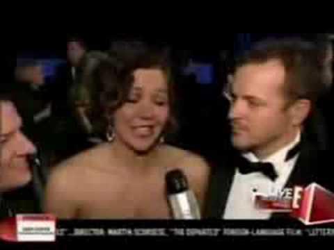 Maggie Gyllenhaal and Peter Sarsgaard love story