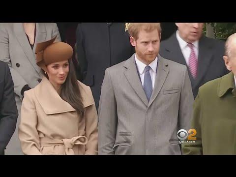 Meghan Markle's Journey To Windsor Castle Started In Windsor Hills, California