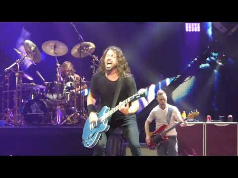 """""""Best of You"""" Foo Fighters@Merriweather Post Pavilion Columbia, Md 7/6/18"""