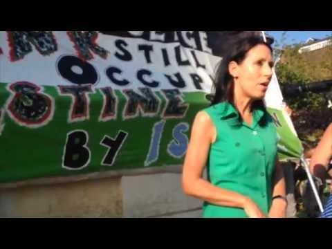 MP Debbie Abrahams for Gaza