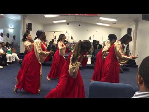 Psalm  23 Praise Dance
