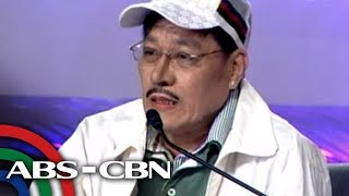 It's Showtime: Willie Nepomuceno as Dolphy says hi to Karylle