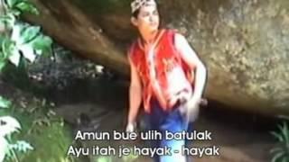 Karungut Dayak Kalimantan Tengah Bilton Antang Ngambun