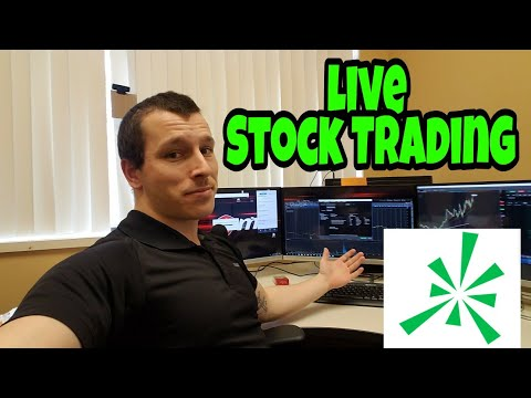Live Stock Trading   Scalp Trading
