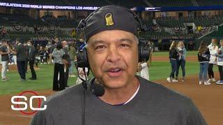 Dave Roberts calls Dodgers winning World Series 'surreal' | SportsCenter