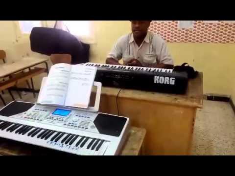 شهادة التعليم المتوسط 2015 لمادة التربية الموسيقية لمتوسطة هيباوي أدرار تحت إشراف الأستاد بكراوي
