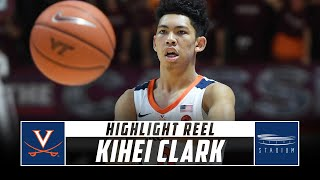 Kihei Clark Virginia Basketball Highlights - 2018-19 Season | Stadium