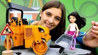 ToyClub шоу - Игры в Барби. Ищем куклу Скиппер