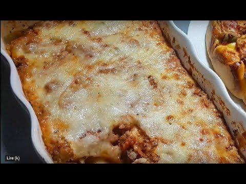 gratin-d'aubergine-léger-et-facile-À-réaliser-كراتان-البادنجان-سهل-وخفيف