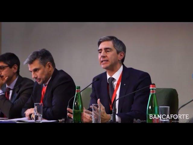 Intervista al Presidente Fiaip Gian Battista Baccarini  - Credito al Credito 2019