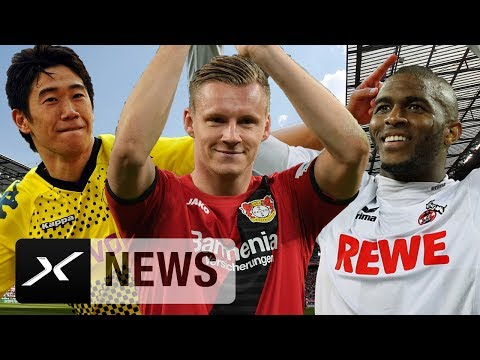 Anthony Modeste will weg und Neapel will Bernd Leno | Transfer-News | Bundesliga