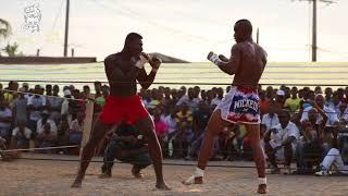 Le Morengy: boxe malagasy. (Nosy Be- Madagascar)