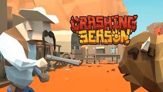 Crashing Season: Award Winning 3D Action-Packed Runner Game (iOS/Android)