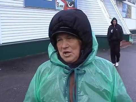Кузнецк, октябрь 2007, Опрос о бедности