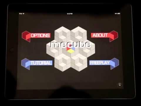 0 - MeCube: Neue 3D-Modellierung App für iOS