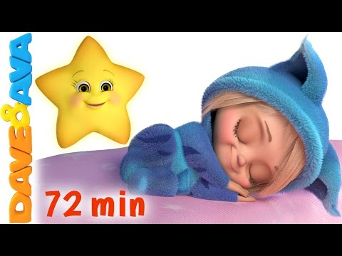 ❤ Lullabies for Babies | Nursery Rhymes & Lullabies | Baby S