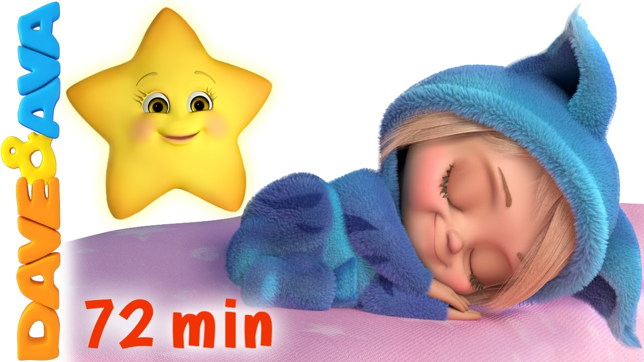 Lullabies For Babies Nursery Rhymes Baby Songs From Dave And Ava You
