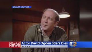 Actor David Ogden Stiers Dies