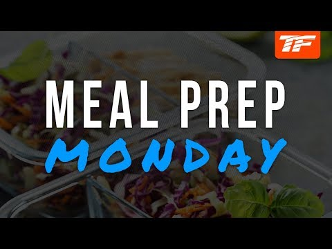 EASY 1-2-3 Protein Bar Recipe - Meal Prep Monday