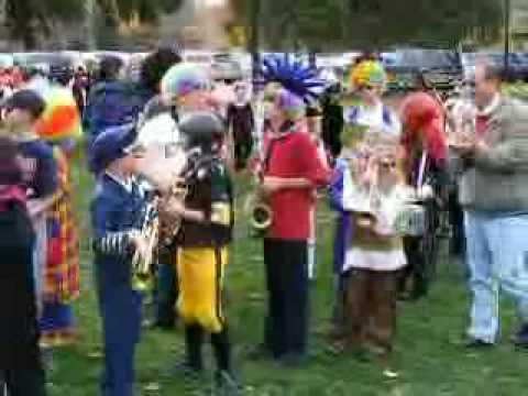 DSCF0518 St Sebastian School Marching Band