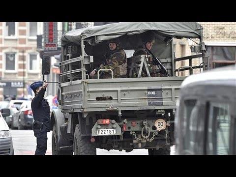 Dozens Killed in Brussels Terrorist Attacks