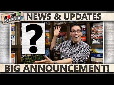 A Watch It Played Announcement!
