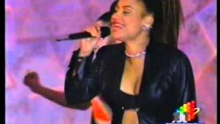 WORLD MUSIC AWARDS 1995 - 2 UNLIMITED MEDLEY LIVE