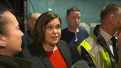 Sinn Fein überrascht bei der Wahl in Irland