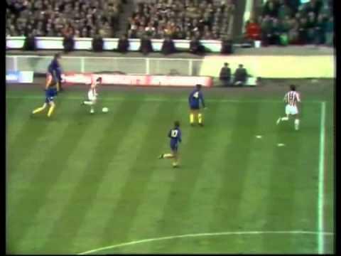 Stoke City - Chelsea 2 - 1 (League Cup Final 1972)