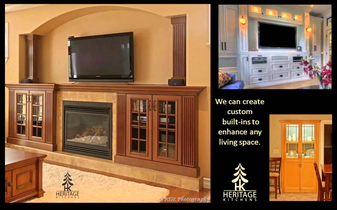Heritage Kitchens Brockville Showroom