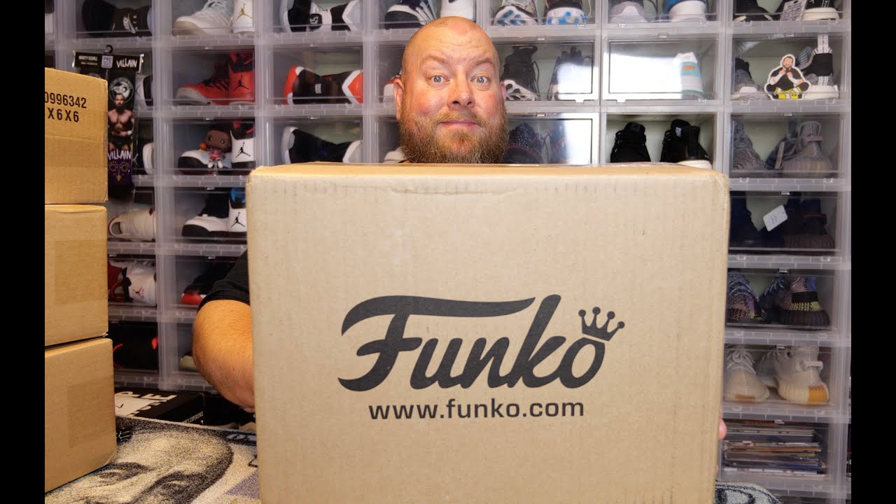 Funko HQ sent me a Mystery Box to Reveal